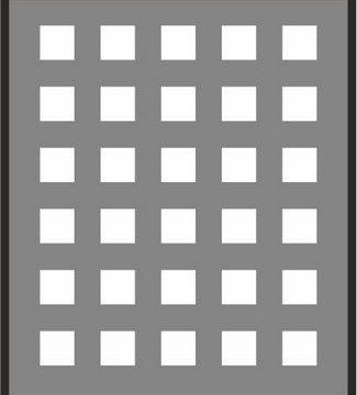 Перфорированный лист