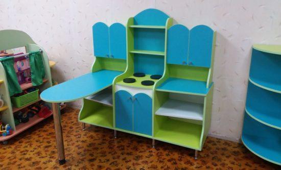 Мебель в детский сад (кухня)