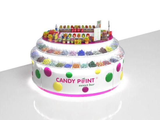 Остовок CandyPoint Кругляк