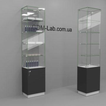 Витрина стеклянная 360-2