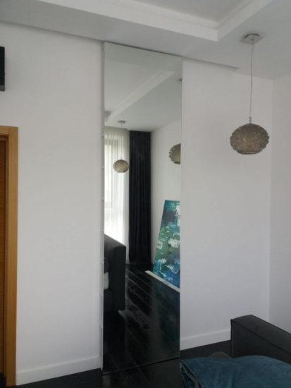 Пристенное зеркало