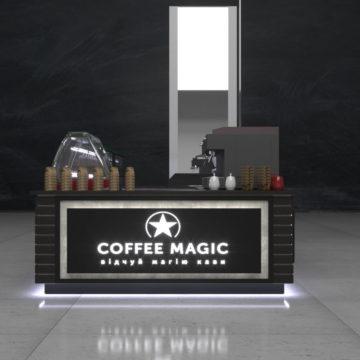 Кофейный островок лофт