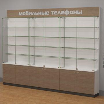 Торговая витрина для мобильных телефонов