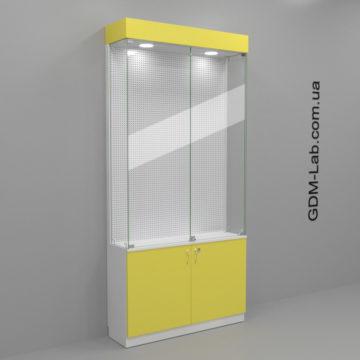 """Торговая витрина с перфорированной стенкой """"ВП2"""""""