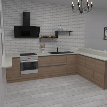 Кухня «Доменика»
