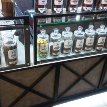 Кофейня CoffeeMagic в ТЦ Мириада г. Днепр