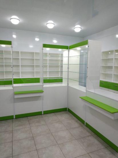 Мебель для аптеки под заказ