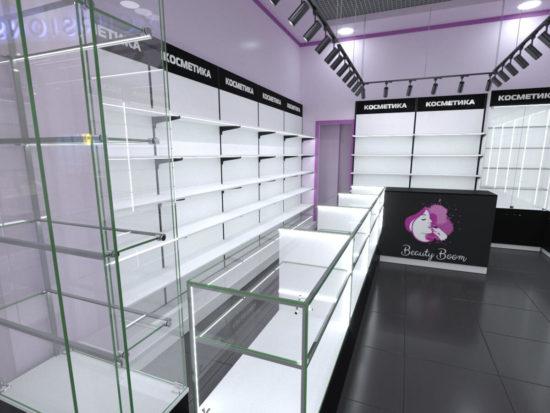 Проект магазина косметики