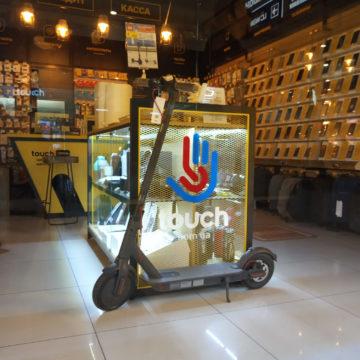 Магазин Touch в Караване (г. Днепр)