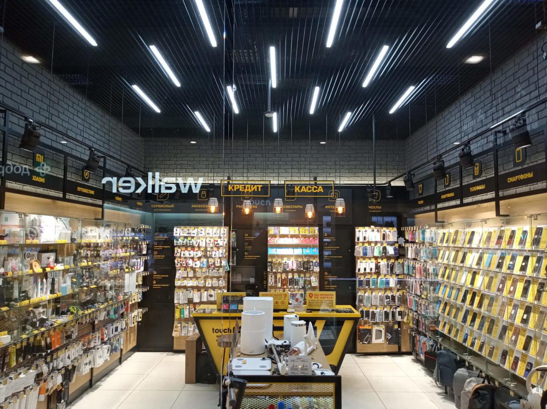 Магазин электроники и гаджетов Touch
