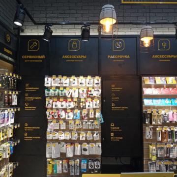 Шкаф-склад для электроники и гаджетов Touch