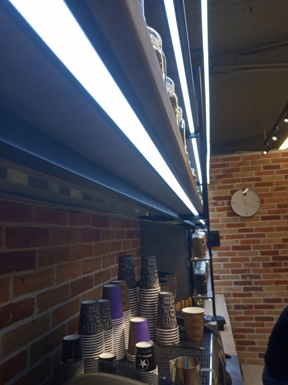 Кофейня лофт Nero Espresso