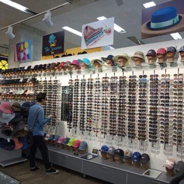 Экономпанели для очков и шапок