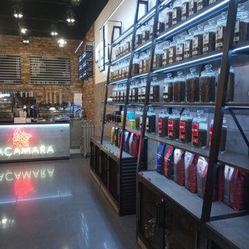 Кофейня Pacamara в Апполо