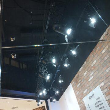 Кофейня Black Appolo-2. Светильники