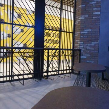 Кофейня Black Appolo-2. Вид изнутри