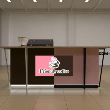 Кофейный островок FriendlyCoffee