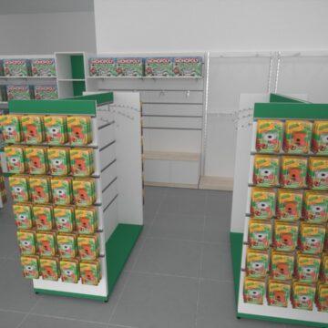 Детский магазин: одежда, игрушки, товары