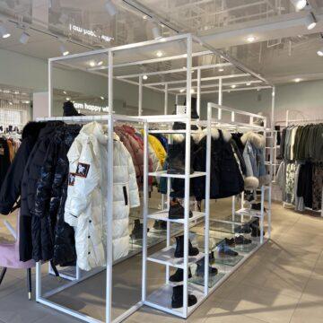 Магазин одежды и обуви DressCode