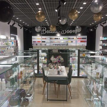 Магазин профессиональной косметики BeautyBoom (ТРЦ Караван, г. Днепр)
