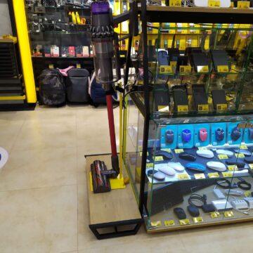 Островные прилавки в магазин электроники